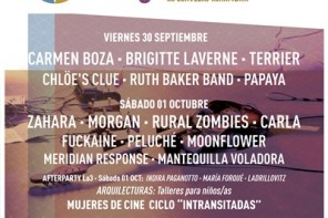 Nueva edición del Festival She's The Fest
