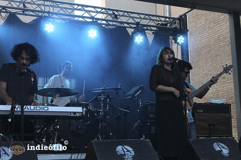 Meridian Response - She's the Fest 2016