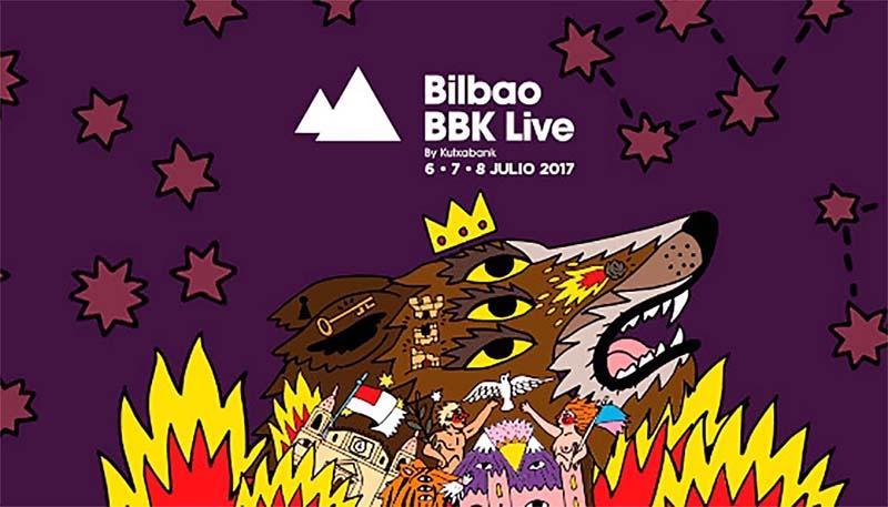 Depeche Mode al Bilbao BBK Live 2017