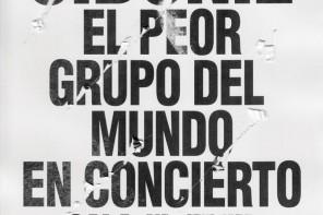 Sidonie en Granada el sábado 29