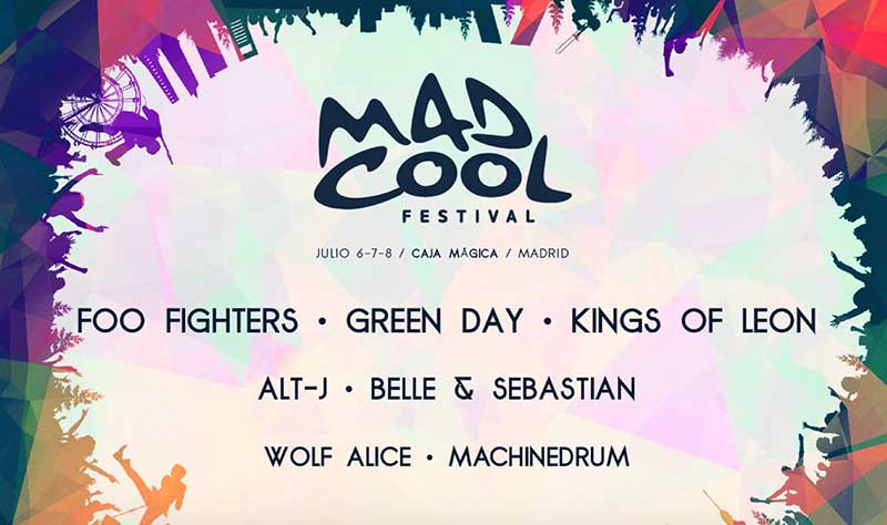 Kings of Leon, officially confirmed for Mad Cool Festival 2017