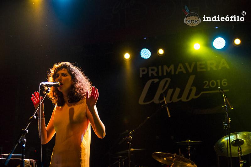 Maria Usbeck - Primavera Club 2016