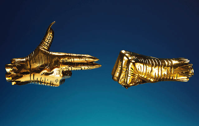 Download for free RTJ3, the new album of Run The Jewels