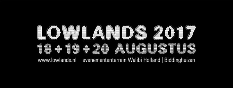 Incredible first batch of names for Lowlands 2017