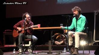 Video del concierto de Jota y Antonio Luque en el Primera Persona