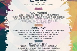 Mad Cool Festival 2017 - Foals
