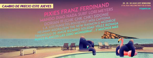 low festival 2017 - nada surf