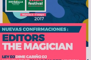 WAM estrella levante 2017 Editors