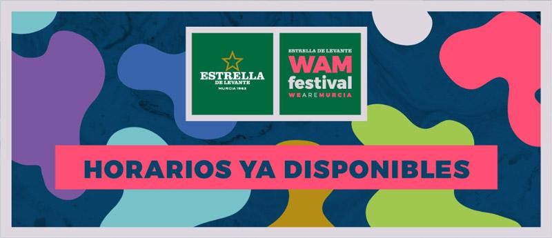 Horarios confirmados para el WAM Estrella de Levante 2017