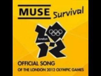 Escucha Survival, el primer single adelanto de lo nuevo de Muse y canción oficial de Londres 2012