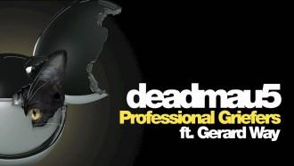 Sale a la luz la colaboración entre Deadmau5 y el cantante de My Chemical Romance Gerard Way