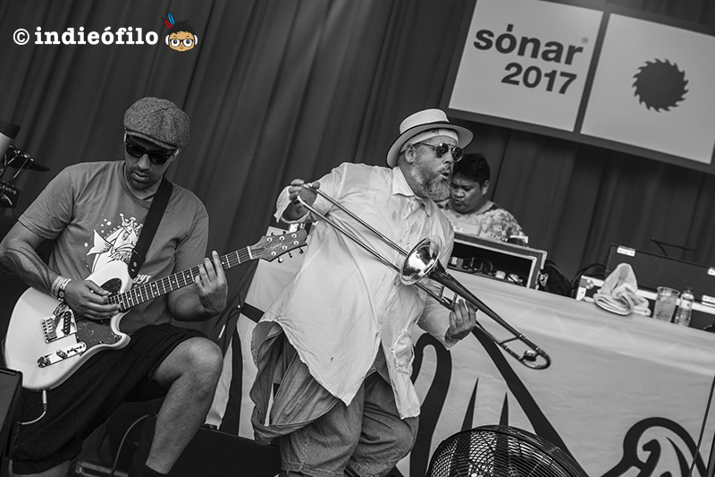 Sonar 2017 Fat Freddy's Drop
