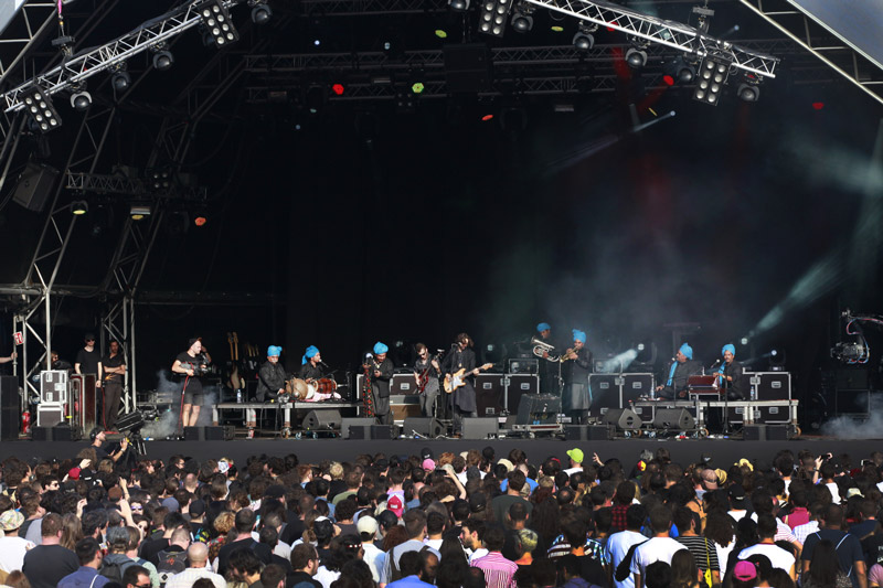 Junun - Primavera Sound 2017