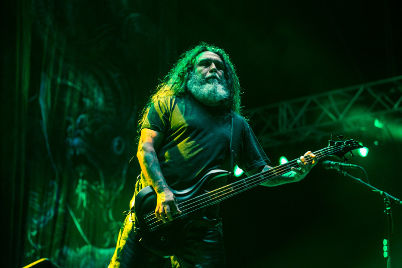 Slayer - Primavera Sound 2017