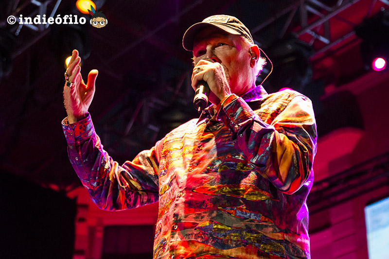 Mike Love - The Beach Boys - Barcelona 2017