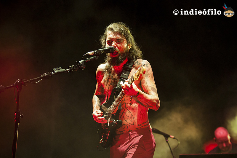 Biffy Clyro - Simon Neil - FIB 2017