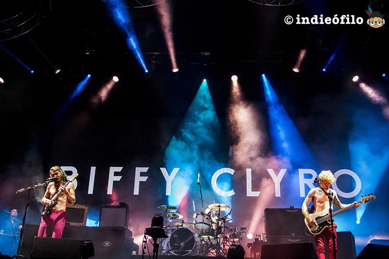 FIB 2017 - Biffy Clyro