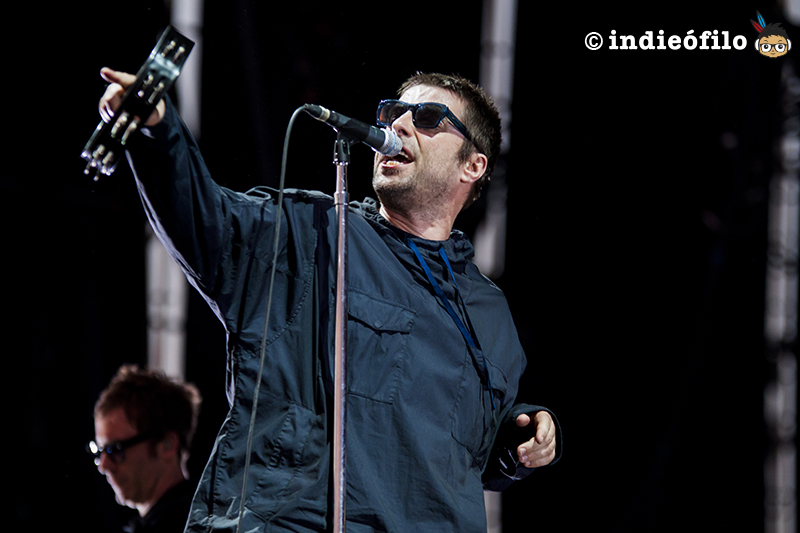 Liam Gallagher 2017 - FIB