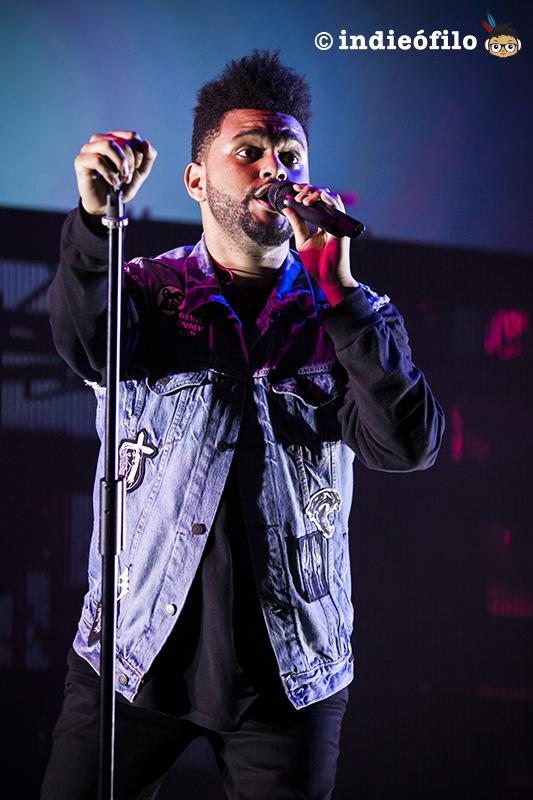 FIB 2017 - The Weeknd I Feel It Coming