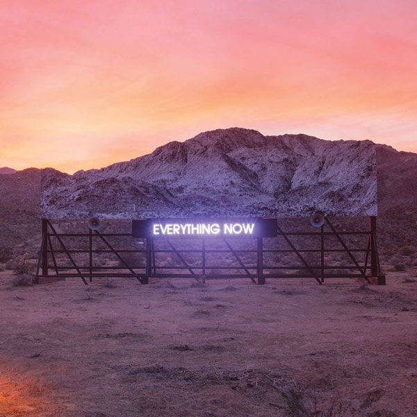 Enjoy Arcade Fire's new album Everything Now
