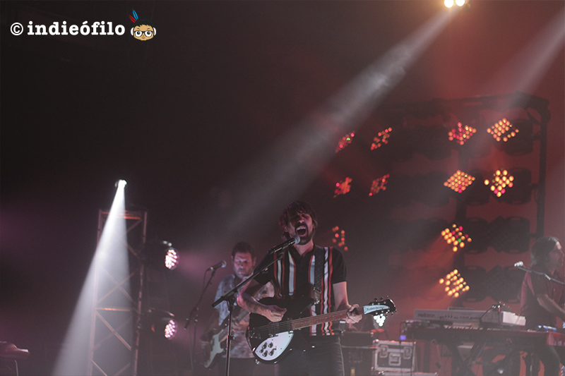 Lori Meyers –  9 de septiembre de 2017 (La Rambleta – Valencia)
