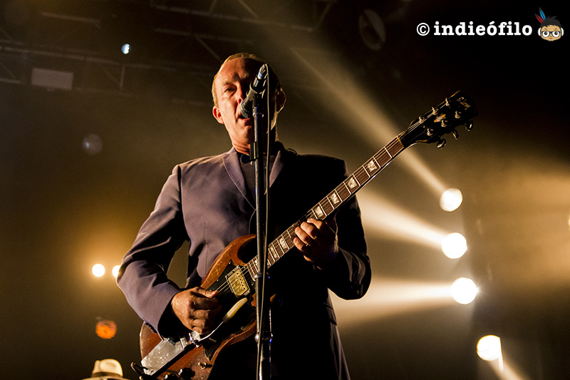 Steve Cradock - Paul Weller Barcelona 2017