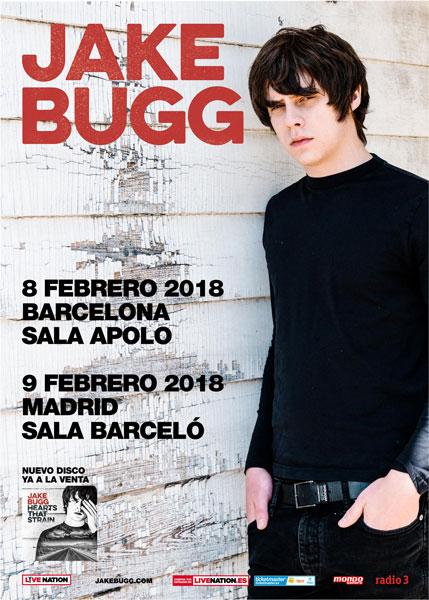 Jake Bugg España 2018