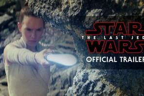 Final Trailer Star Wars: The Last Jedi