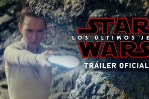 Trailer final de Star Wars: Los últimos Jedi