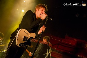 Spoon –  November 14, 2017 (Sala Apolo – Barcelona)