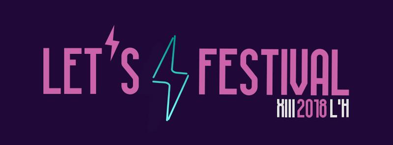 Primeros nombres para el Let's Festival 2018