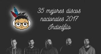 Mejores discos nacionales 2017
