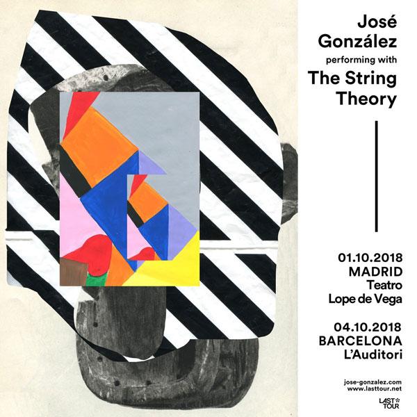 José González vuelve a Barcelona y Madrid en octubre