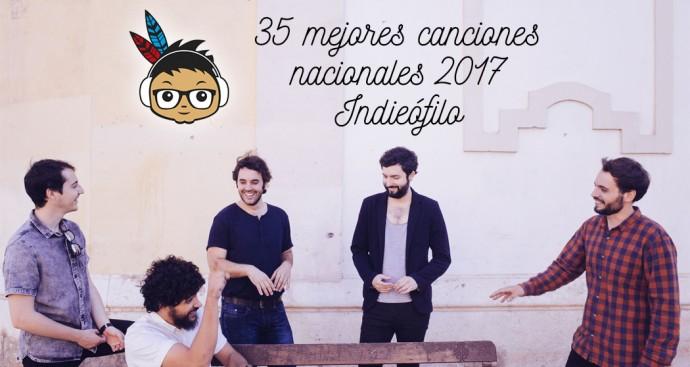 Mejores canciones nacionales 2017
