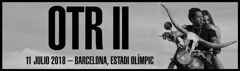 Jay-Z y Beyoncé anuncian concierto en Barcelona en julio de 2018
