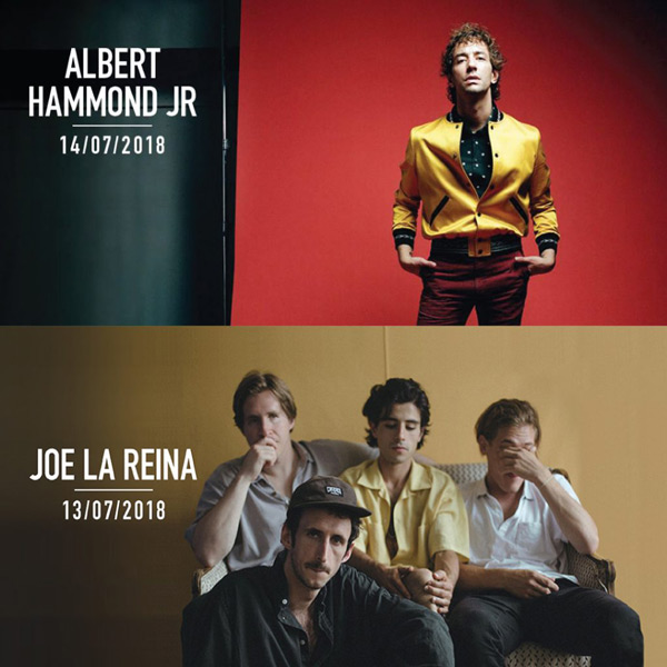Albert Hammond Jr & Joe la Reina confirmed for Cruïlla 2018