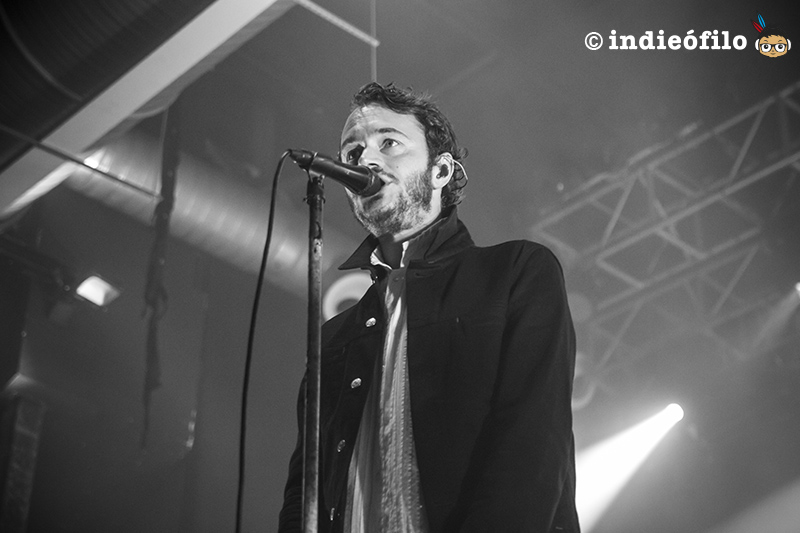 Editors Tom Smith Barcelona 2018