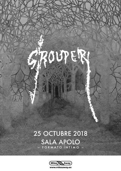 Grouper anuncia concierto en Barcelona