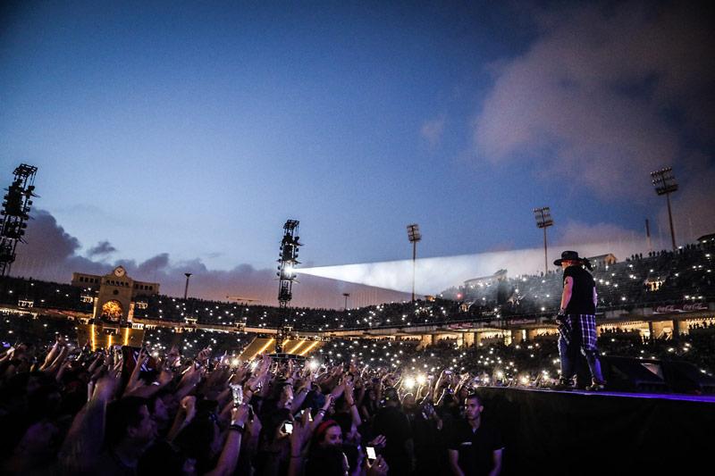 Guns N'Roses 2018 Barcelona