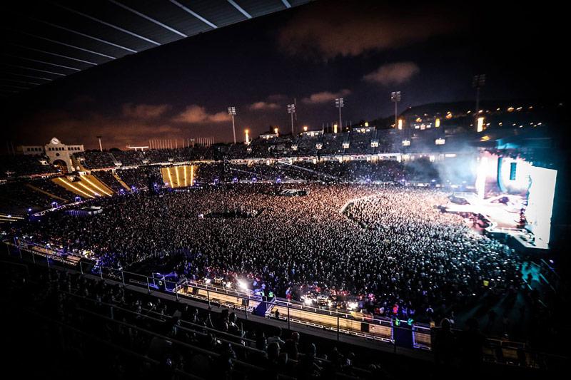 Barcelona Guns N'Roses 2018