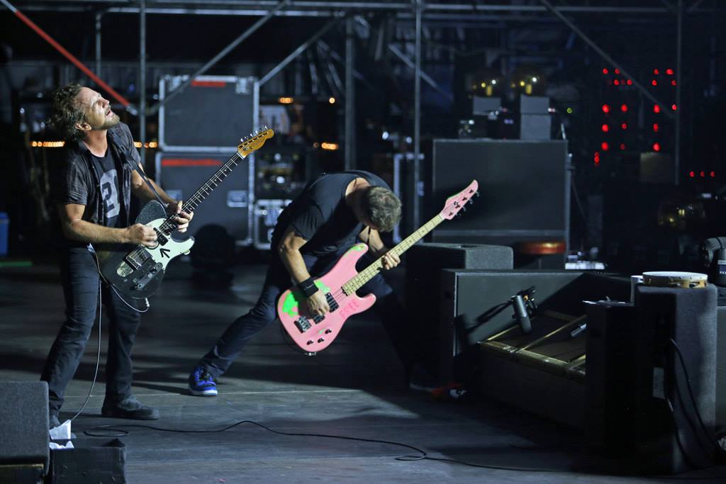 Pearl Jam July 10 2018 Palau Sant Jordi Barcelona Indiefilo