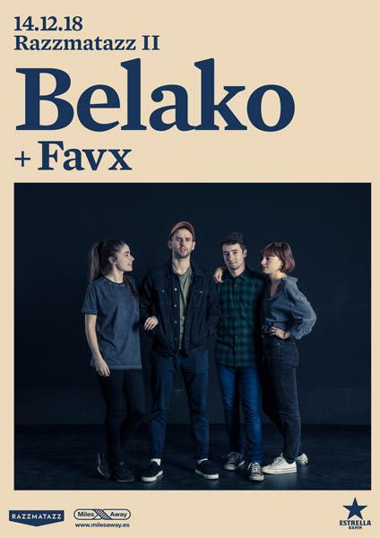 Belako cierran gira en Barcelona este viernes