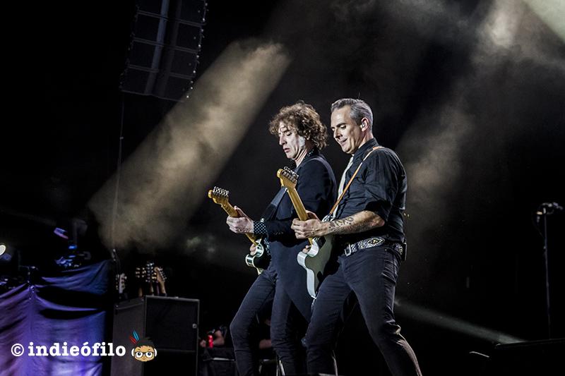 Loquillo Guitarras Barcelona 2018
