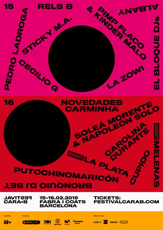 El Festival Cara·B 2019 anuncia los últimos nombres de su cartel