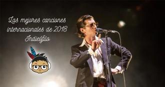Mejores canciones internacionales 2018