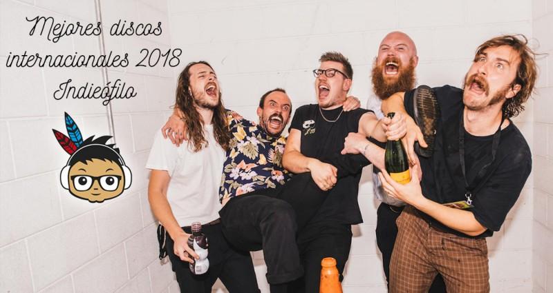Mejores discos internacionales 2018