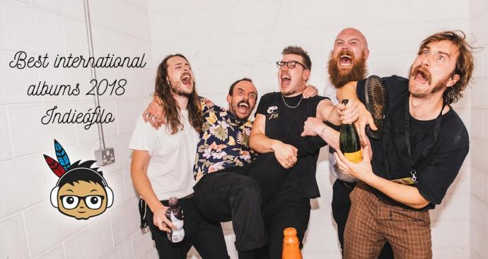 Best Albums 2018
