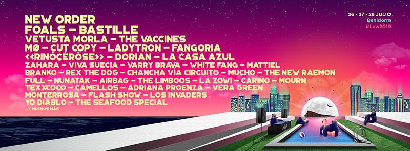 Fangoria se une al cartel del Low Festival 2019