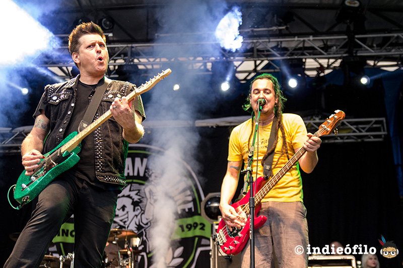 Less Than Jake Punk in Drublic 2019 Barcelona