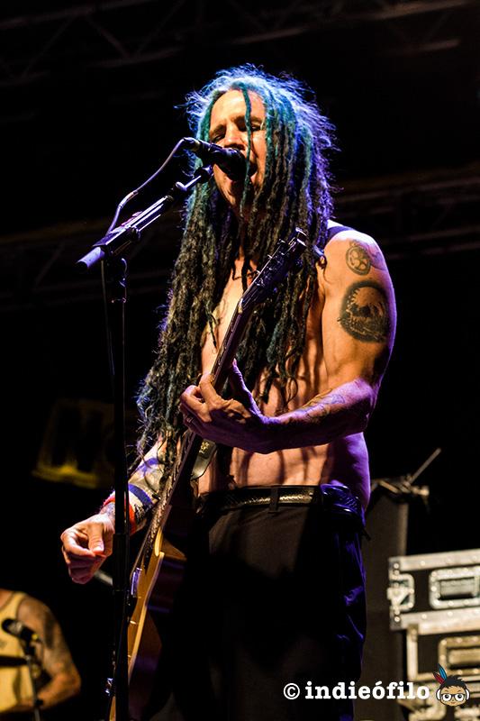 Punk in Drublic 2019 - Barcelona NOFX Eric Melvin